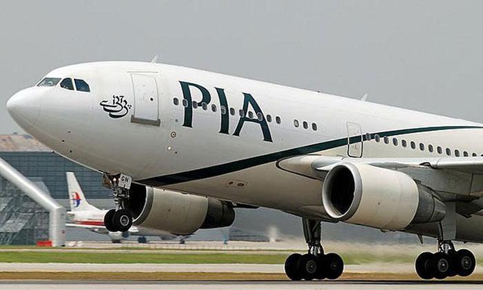 ایالات متحده پروازهای خطوط هوایی بین المللی پاکستان را لغو می کند