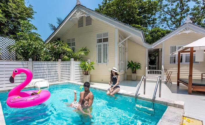 با هتل ها و استراحتگاه های Centara به ویلای شخصی خود فرار کنید