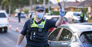 ویروس کرونا در ملبورن ، استرالیا قفل شد