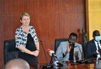 Εκπαίδευση προσωπικού COVID-19 της Ανατολικής Αφρικής
