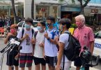 First in Hawaii: Honolulu Mayor makes tourists take the oath of wearing a mask