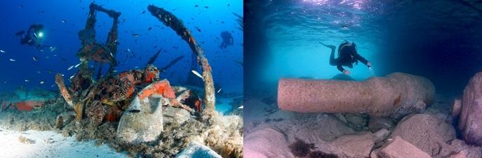 Underwater Malta: Yekutanga Virtual Museum muMediterranean