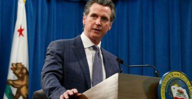 فرماندار کالیفرنیا رستوران ها ، تئاترها را تعطیل می کند