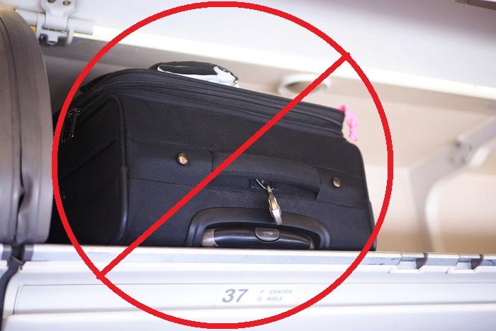 ممنوعیت حمل چمدان ENAC در آن توسط شرکت رایانیر مورد رقابت قرار می گیرد