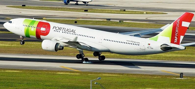 TAP Air Portugal قرار است تقریباً نیمی از پروازها را از سر بگیرد