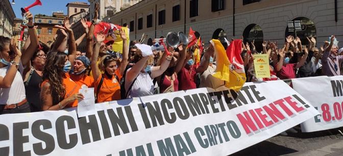 اعتراض کارگزاران سفر ایتالیا: فرمان گردشگری تقاضا