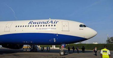 RwandAir luottavainen lentomatkustuksen asteittaiseen kysyntään