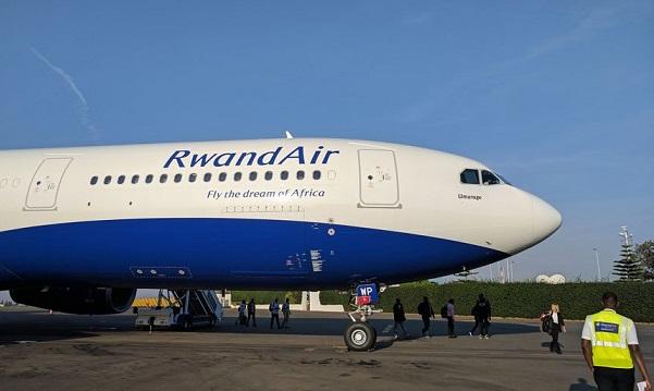 RwandAir به تقاضای تدریجی سفر هوایی اطمینان دارد