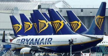 Ryanair Strike způsobí víkendový chaos