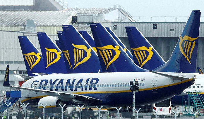 Ryanair CEO: This Winter is a write-off