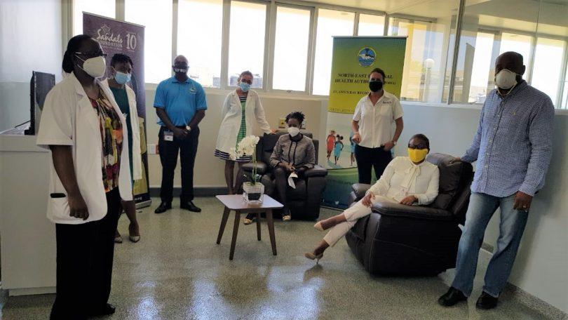 Sandals Foundation Hjælper sundhedspersonale med at genoplade