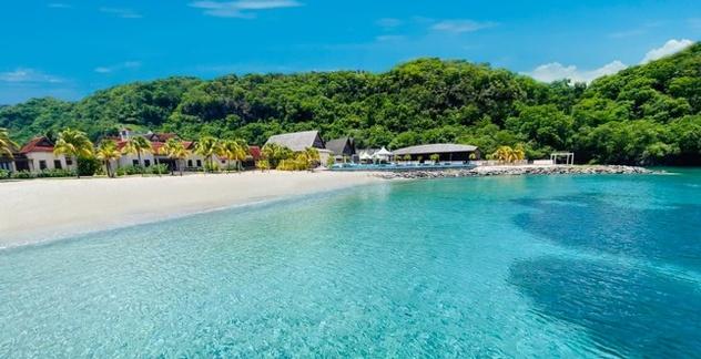 Sandals Resorts expandující do Svatého Vincenta