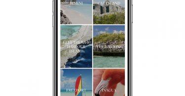 """Mandefa ny fampiharana finday """"The Islands of the Bahamas"""" ny fizahantany Bahamas"""