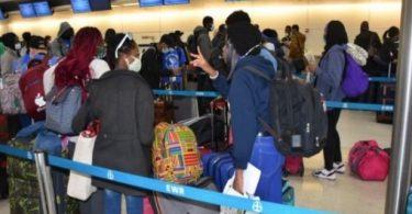 Spojené království odmítlo Air Peace pro svůj evakuační let z Londýna do Lagosu