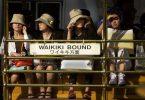 Premye minis Japonè a gen yon vizyon e li gen ladann Touris Hawaii-Japon