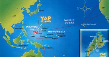 Stærkt 6.2 Jordskælv rammer Yap i Mikronesien