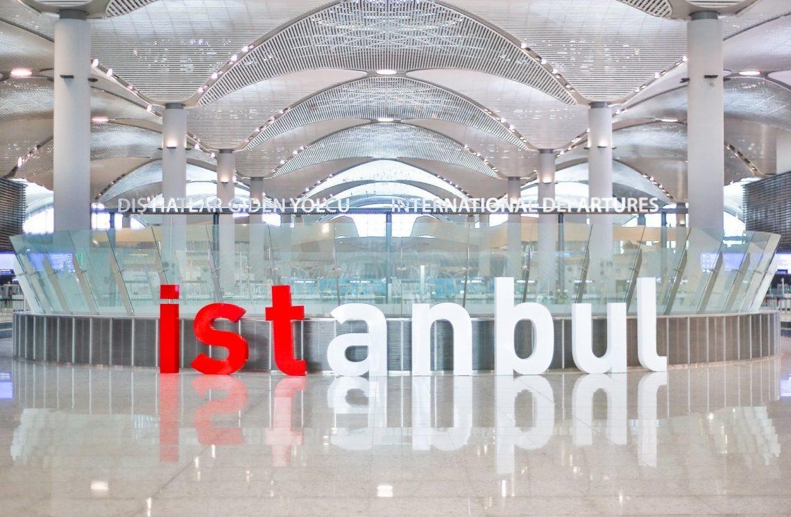 სტამბოლის აეროპორტში აეროპორტის ახალი მუზეუმი გაიხსნა