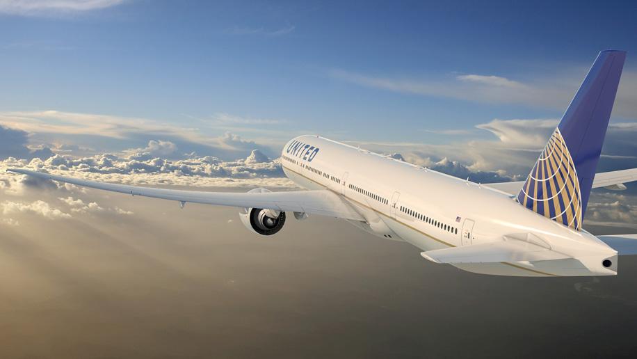 United Airlines duplica o serviço entre San Francisco e Xangai