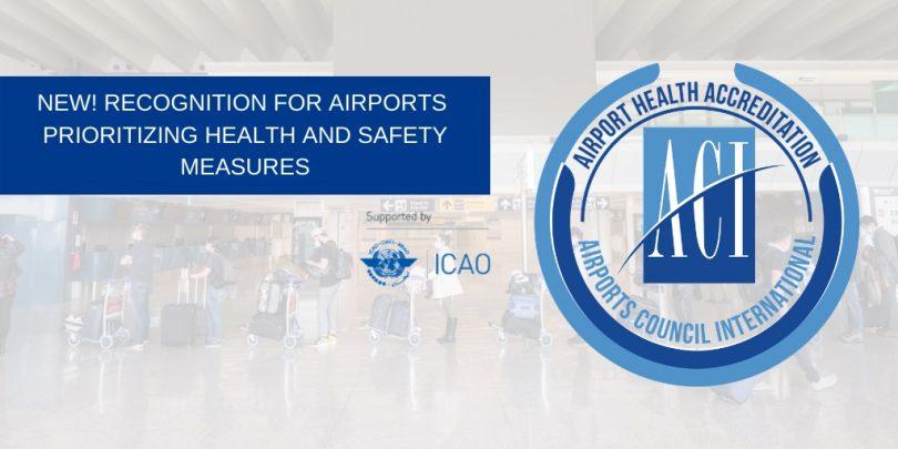 Los Cabos lufthavn er andenpladsen over hele verden til at opnå ACI Airport Health Accreditation