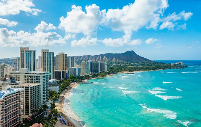 ハワイのホテルは、大幅に低い収益、占有率を報告し続けています