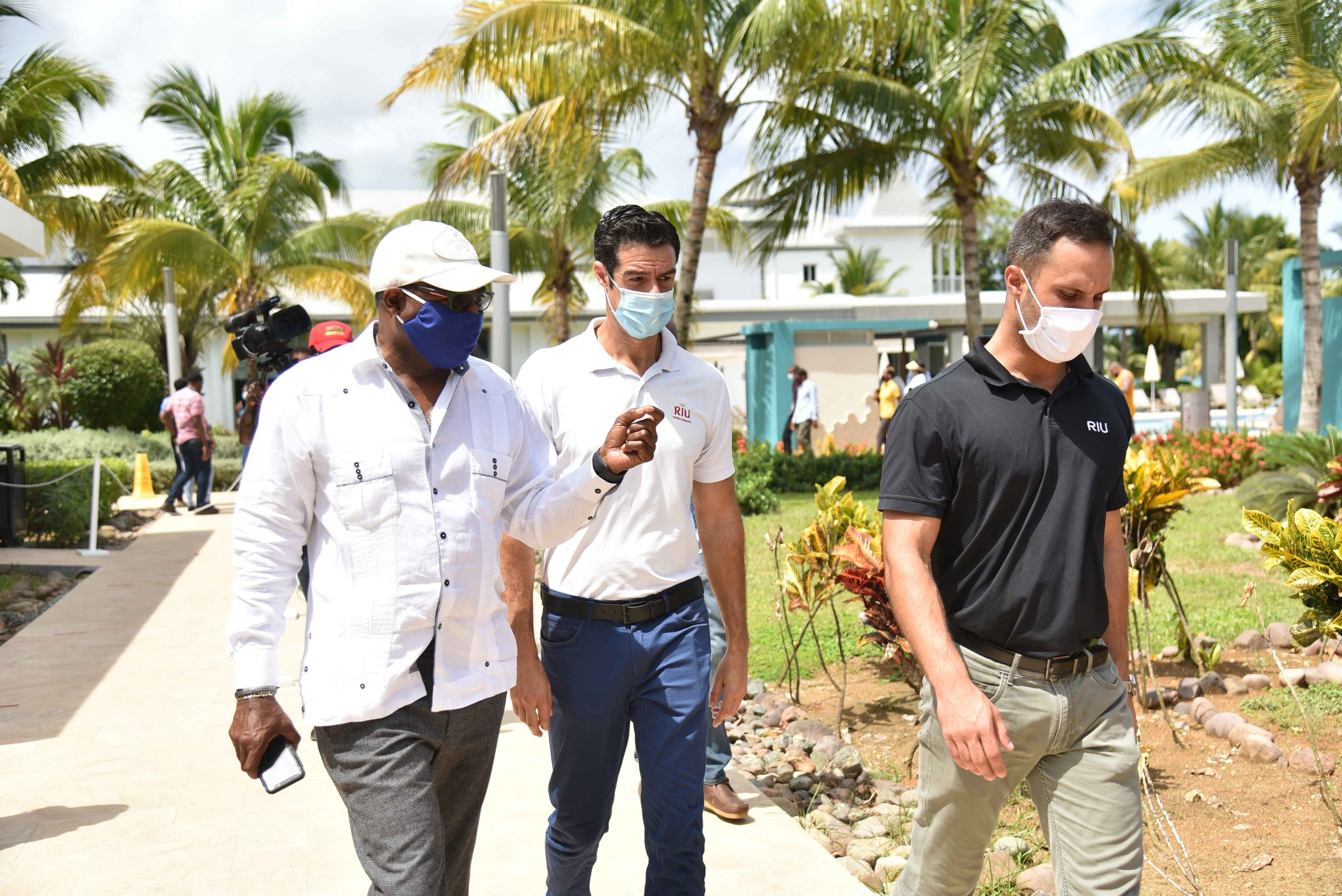 Minister Bartlett pleased with COVID-19 protocol compliance in Westmoreland