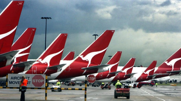 Qantas takes US$2.8 billion H2 2020 revenue hit