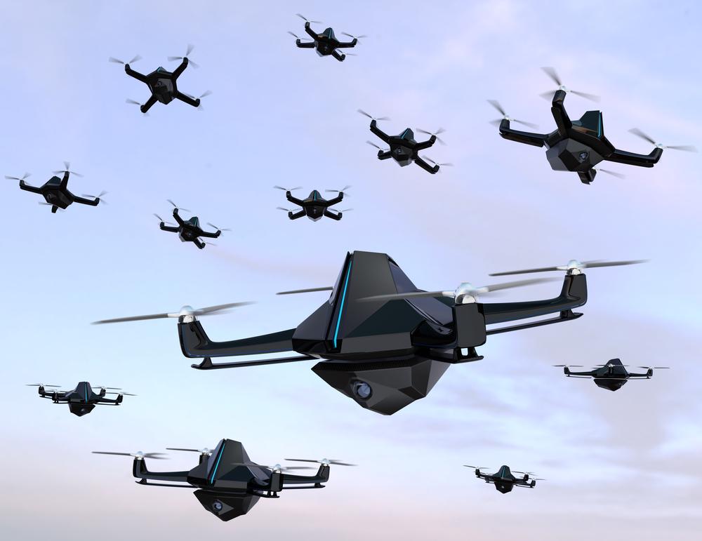 FAA donas 7.5 milionojn da dolaroj en esploroj pri dronaj esploroj al universitatoj