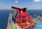 嘉年华邮轮公司宣布其下一艘Excel级船的名称