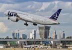 بولندا تستأنف خدماتها الجوية مع الصين والجابون وسنغافورة وصربيا وروسيا وساو تومي