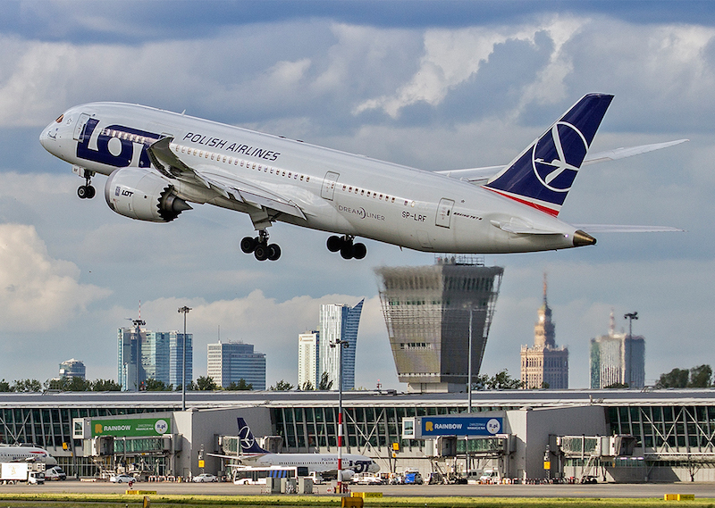 Poland to resume air service  with China, Gabon, Singapore, Serbia, Russia and Sao Tome