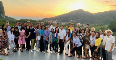 Die Tourismusbehörde von Thailand veranstaltet das erste klimaneutrale Krabi-Treffen