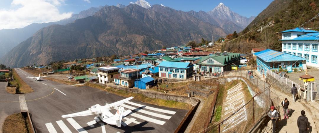 Непал ще възобнови международното въздушно обслужване на 1 септември