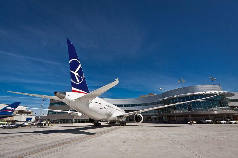 LOT Polish Airlines lanza vuelos a Wroclaw desde el aeropuerto de Budapest