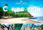 """ترحب سانت لوسيا بالزوار الكاريبيين من خلال حملة """"Bubblecation"""""""