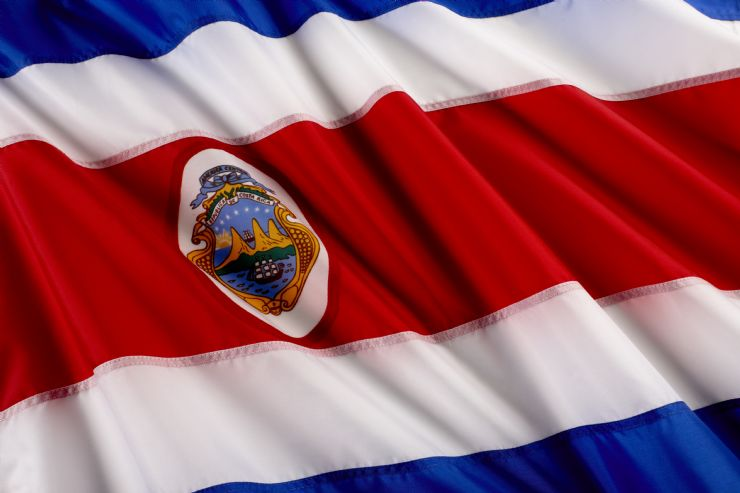कोस्टा रिका यात्रा करने की अनुमति वाले देशों की सूची का विस्तार करता है