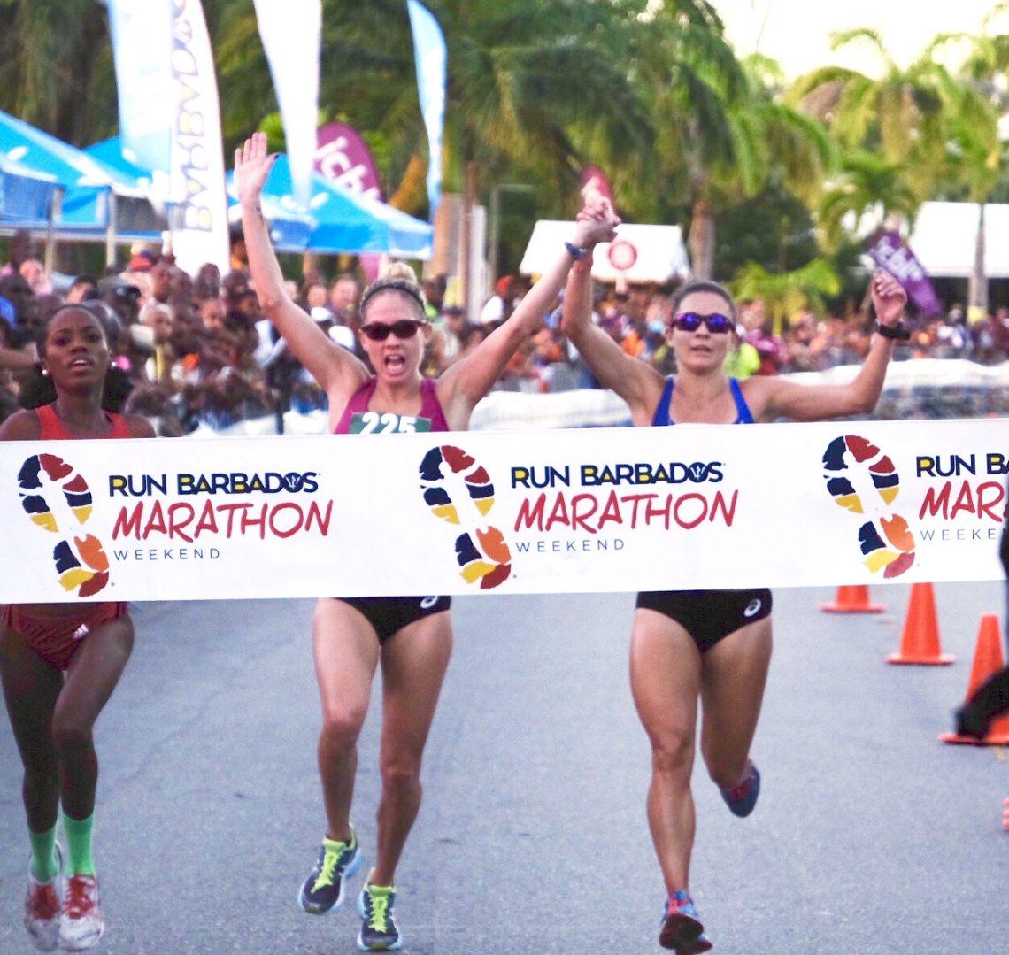Barbad anile chak ane Run Barbados seri ane sa a
