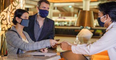 Pokrytí obličeje, služba pouze na vyžádání: Cestovatelé uvádějí priority pro hotelové pobyty