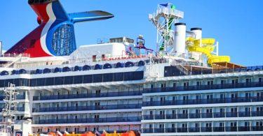 Carnival Cruise Line prodlužuje pauzu pro všechny odlety z Austrálie do prosince