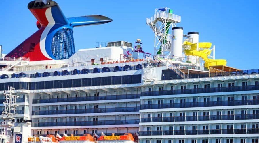 Carnival Cruise Line estende a pausa para todas as partidas da Austrália até dezembro