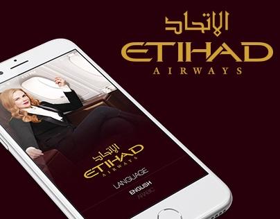 एतिहाद एयरवेज अपने मोबाइल ऐप को बढ़ाता है
