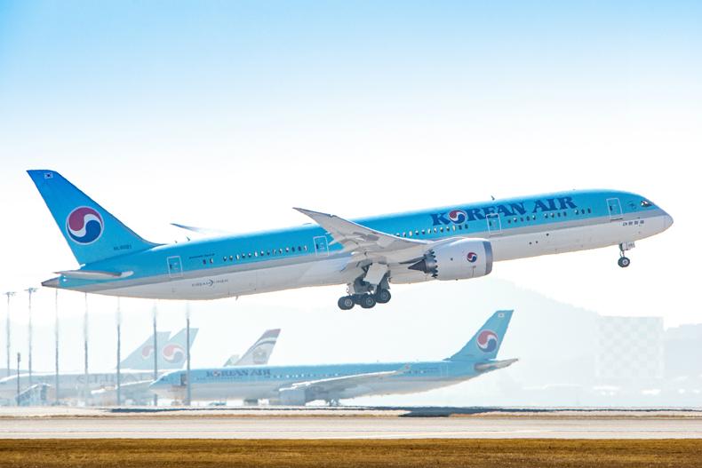 الخطوط الجوية الكورية تطلق برنامج تعليم السلامة