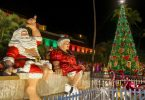This year's Honolulu City Lights scaled down to minimizing COVID-19 outbreaks