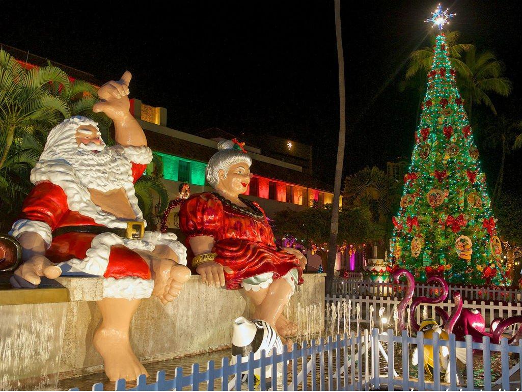 Lampu Kutha Honolulu ing taun iki sithik kanggo nyilikake wabah COVID-19