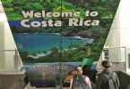 अमेरिकेच्या 12 राज्यांतील रहिवाशांना आता कोस्टा रिका येथे जाण्याची परवानगी देण्यात आली आहे