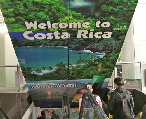 12 अमेरिकी राज्यों के निवासियों ने अब कोस्टा रिका की यात्रा करने की अनुमति दी