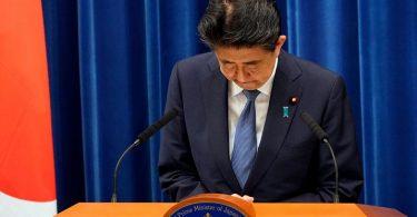 Japanski premijer Abe poziva da odustane