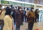 Kotoka Beynəlxalq Hava Limanı: Yeni gələnlər üçün PCR testi tələb olunur