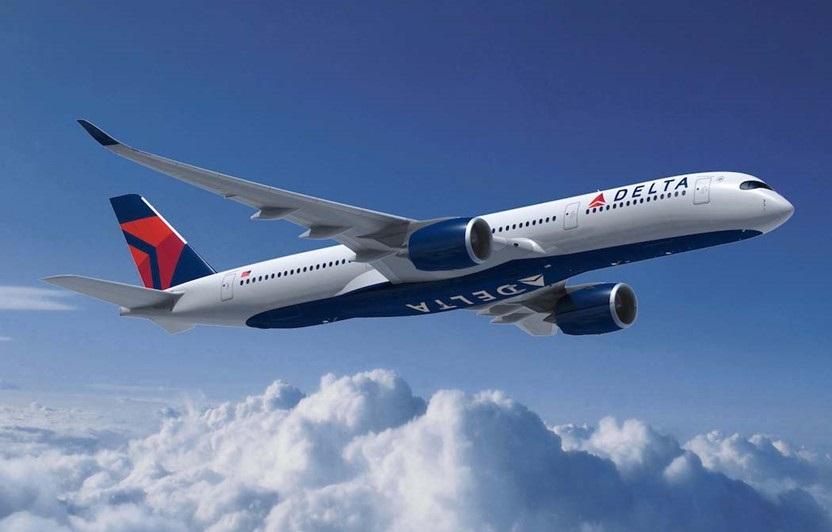 डेल्टा एयर लाइन्स अधिक ट्रांस-अटलांटिक और ट्रांस-पैसिफिक उड़ानें वापस लाती हैं