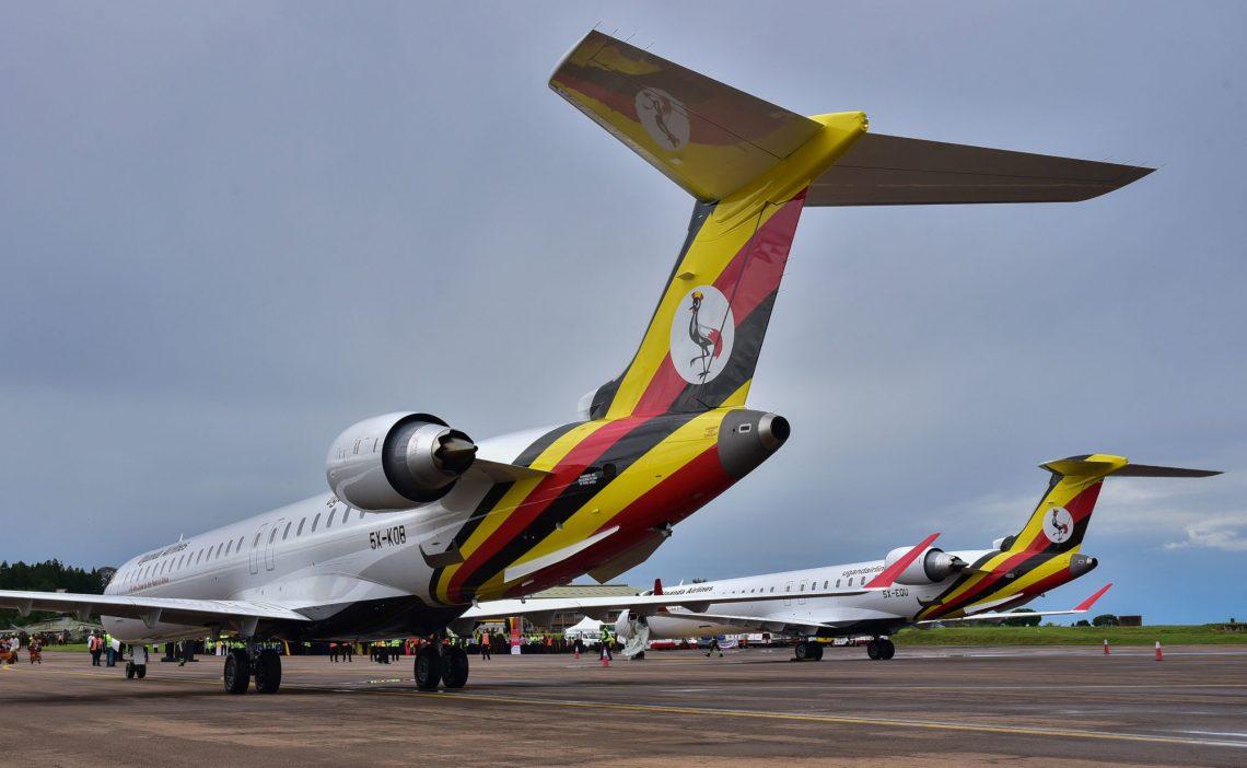 Uganda Airlines juhlii toimintansa ensimmäistä vuotta uudelleen käynnistämisen jälkeen