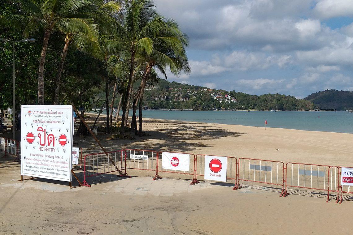 Thailand akan membuka semula Phuket kepada pelawat asing pada 1 Oktober